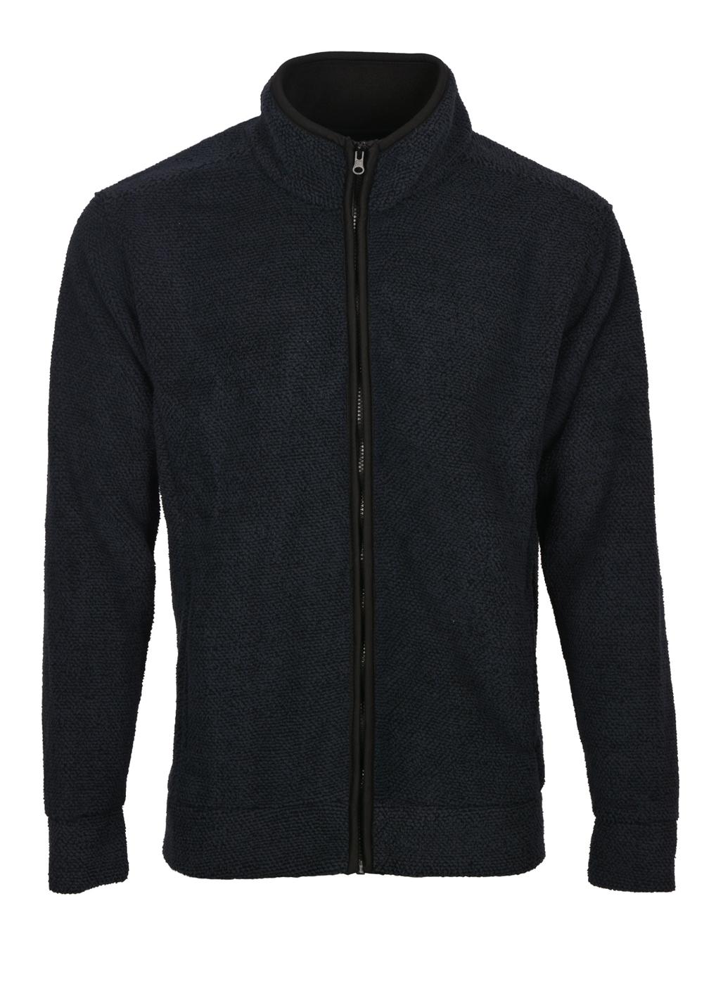 Kingston Fleece Jacket in Navy