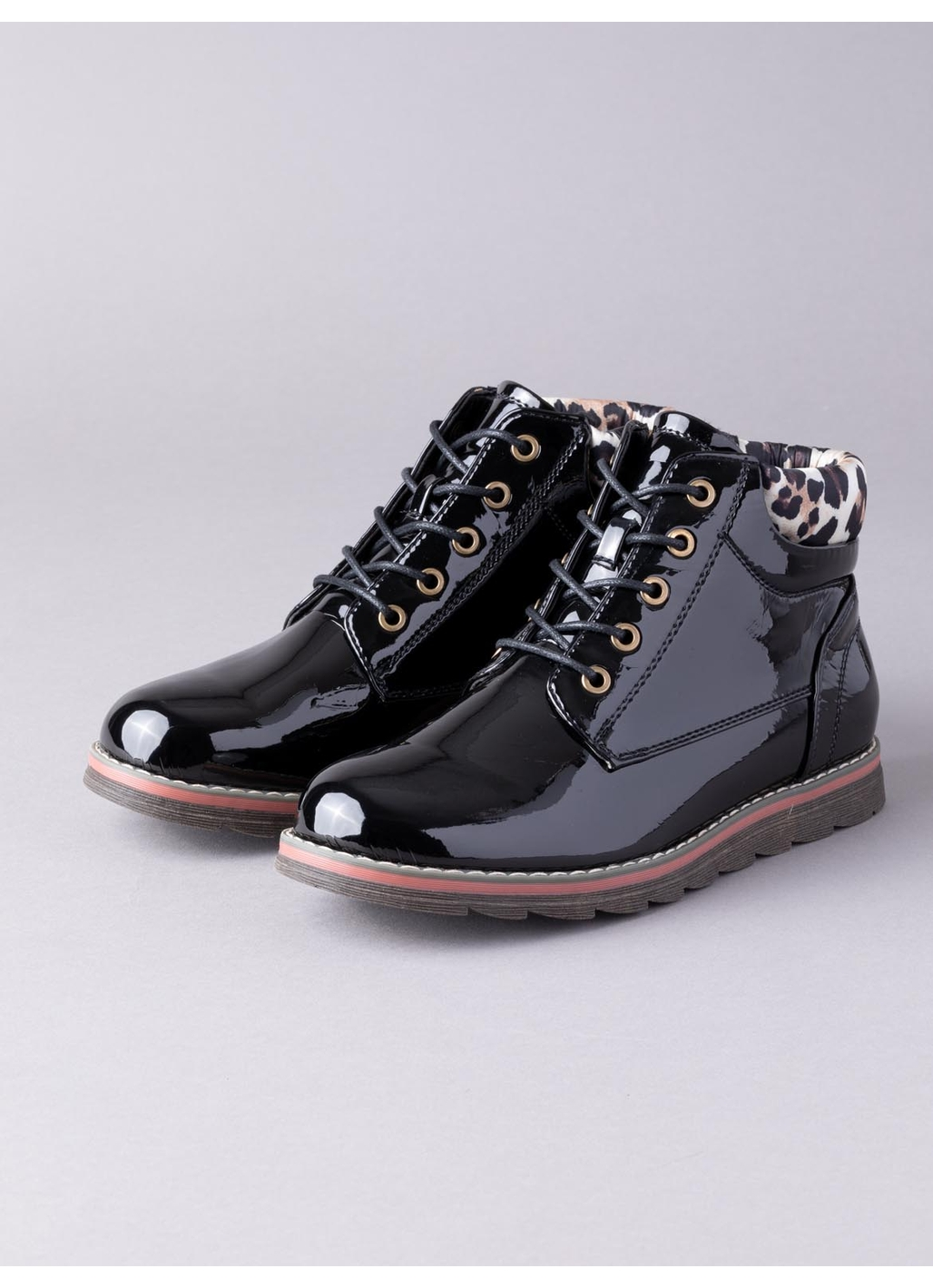 Lotus Naomi Ankle Boots in Black