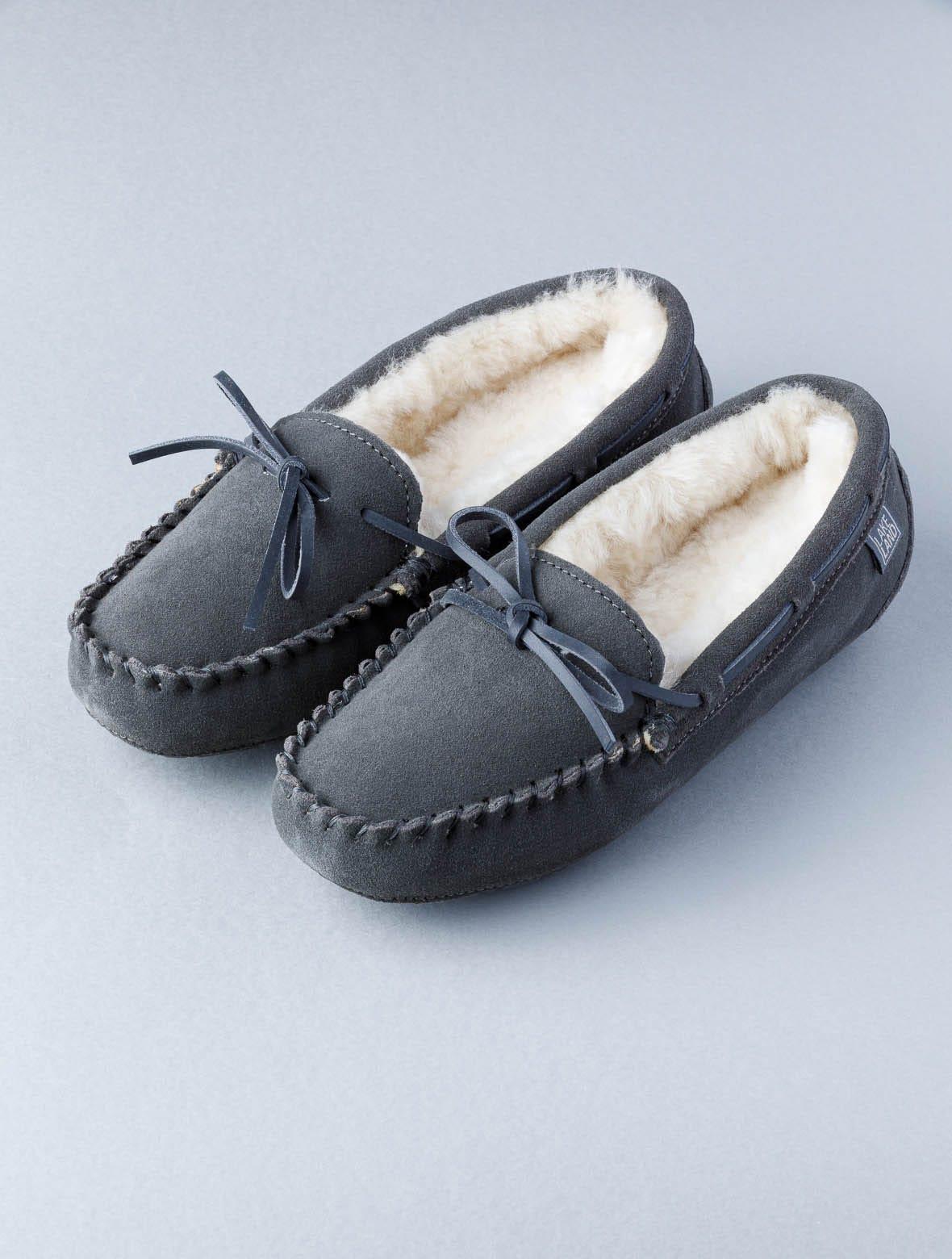 Women's Sheepskin Slippers \u0026 Moccasins